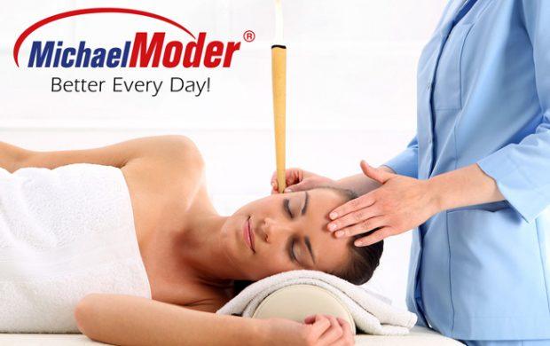 Tělové a reflexní svíce Michael Moder